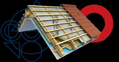 Fólia na strechu a strešné doplnky